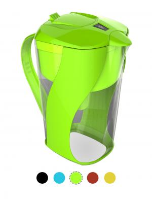 AOK 109 Green Alkaline Water Pitcher Filter